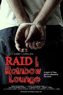 Raid of the Rainbow Lounge 2012 poster