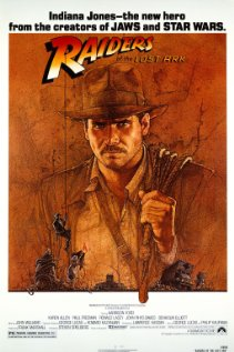 Raiders of the Lost Ark (1981) cover