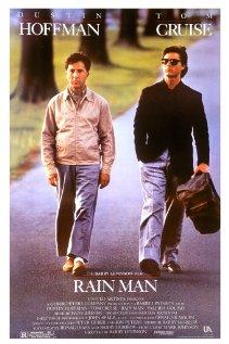 Rain Man 1988 poster