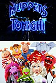 Muppets Tonight (1996) cover
