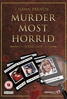 Murder Most Horrid (1991) cover