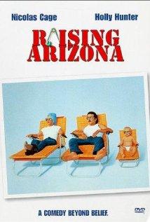 Raising Arizona (1987) cover