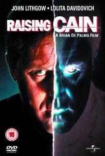 Raising Cain (1992) cover