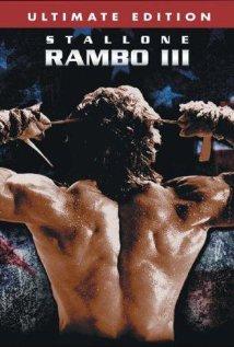 Rambo III (1988) cover