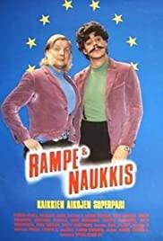 Rampe & Naukkis - Kaikkien aikojen superpari 1990 poster