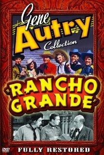 Rancho Grande (1940) cover
