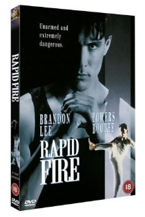 Rapid Fire (1992) cover