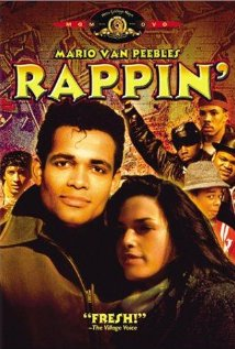 Rappin' (1985) cover
