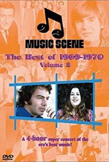 Music Scene (1969) cover
