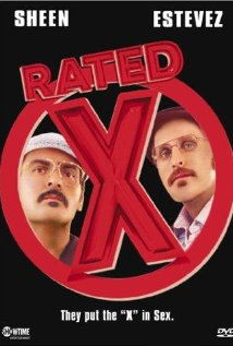 Rated X (2000) cover