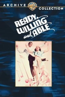 Ready, Willing and Able 1937 poster