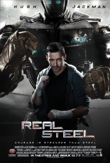 Real Steel (2011) cover