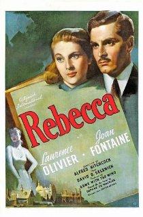 Rebecca (1940) cover