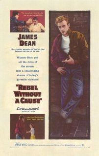 Rebel Without a Cause 1955 poster