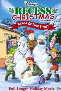 Recess Christmas: Miracle on Third Street 2001 poster