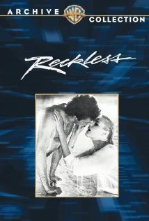 Reckless 1984 poster
