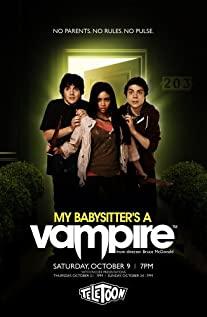 My Babysitter's a Vampire (2011) cover