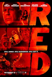 Red 2010 poster