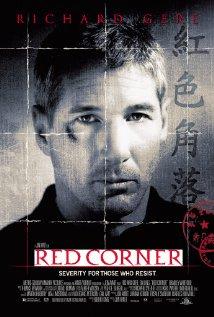 Red Corner 1997 poster