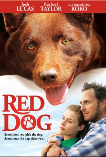 Red Dog (2011) cover