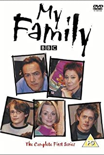 My Family (2000) cover
