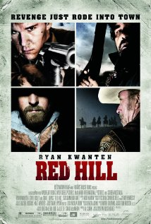 Red Hill (2010) cover