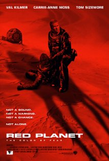 Red Planet 2000 poster