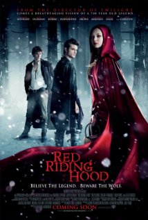 Red Riding Hood (2011) cover