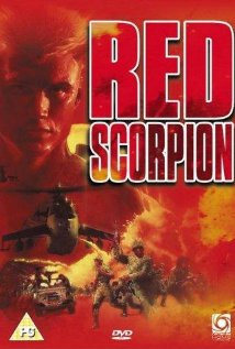 Red Scorpion (1988) cover