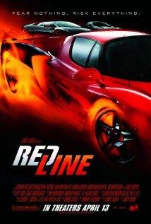 Redline (2007) cover