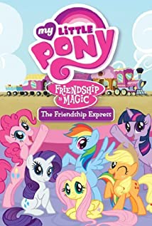 My Little Pony: Friendship Is Magic (2010) cover