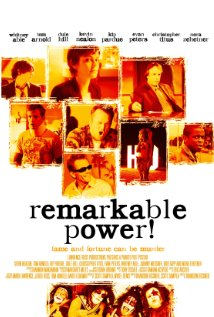 Remarkable Power (2008) cover