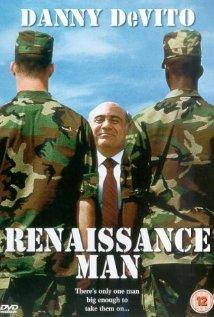 Renaissance Man (1994) cover