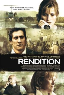 Rendition (2007) cover