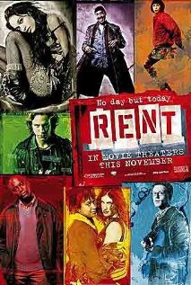 Rent (2005) cover