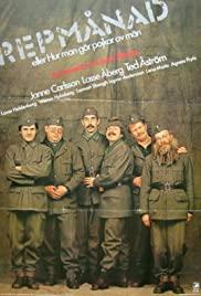 Repmånad eller Hur man gör pojkar av män (1979) cover