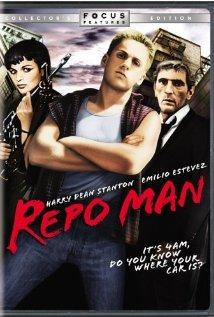 Repo Man (1984) cover