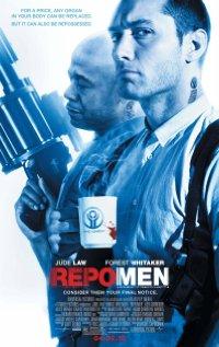 Repo Men 2010 poster