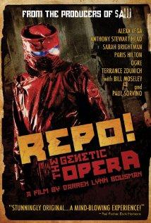 Repo! The Genetic Opera (2008) cover