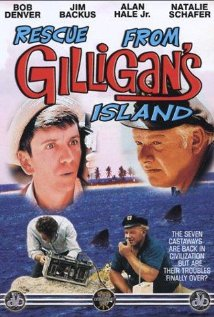 Rescue from Gilligan's Island (1978) cover