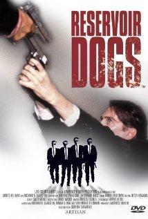 Reservoir Dogs 1992 poster