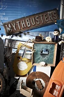 MythBusters 2003 poster