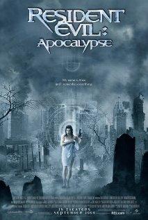 Resident Evil: Apocalypse 2004 poster