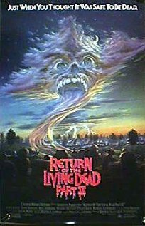 Return of the Living Dead Part II (1988) cover