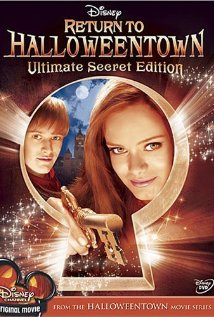 Return to Halloweentown (2006) cover