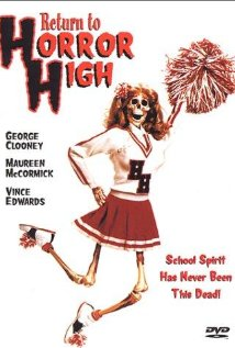 Return to Horror High (1987) cover