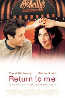 Return to Me (2000) cover