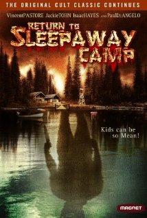 Return to Sleepaway Camp (2008) cover