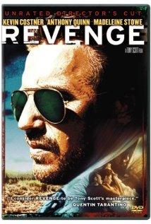 Revenge (1990) cover