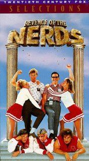 Revenge of the Nerds (1984) cover